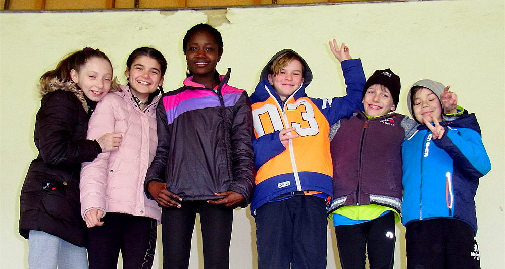 Vattenfall Schul-Cup Crosslauf 2017