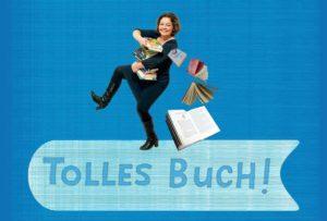 """Tolles Buch!"" mit Tina Kemnitz"